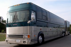 Bread Of Stone Tour Bus