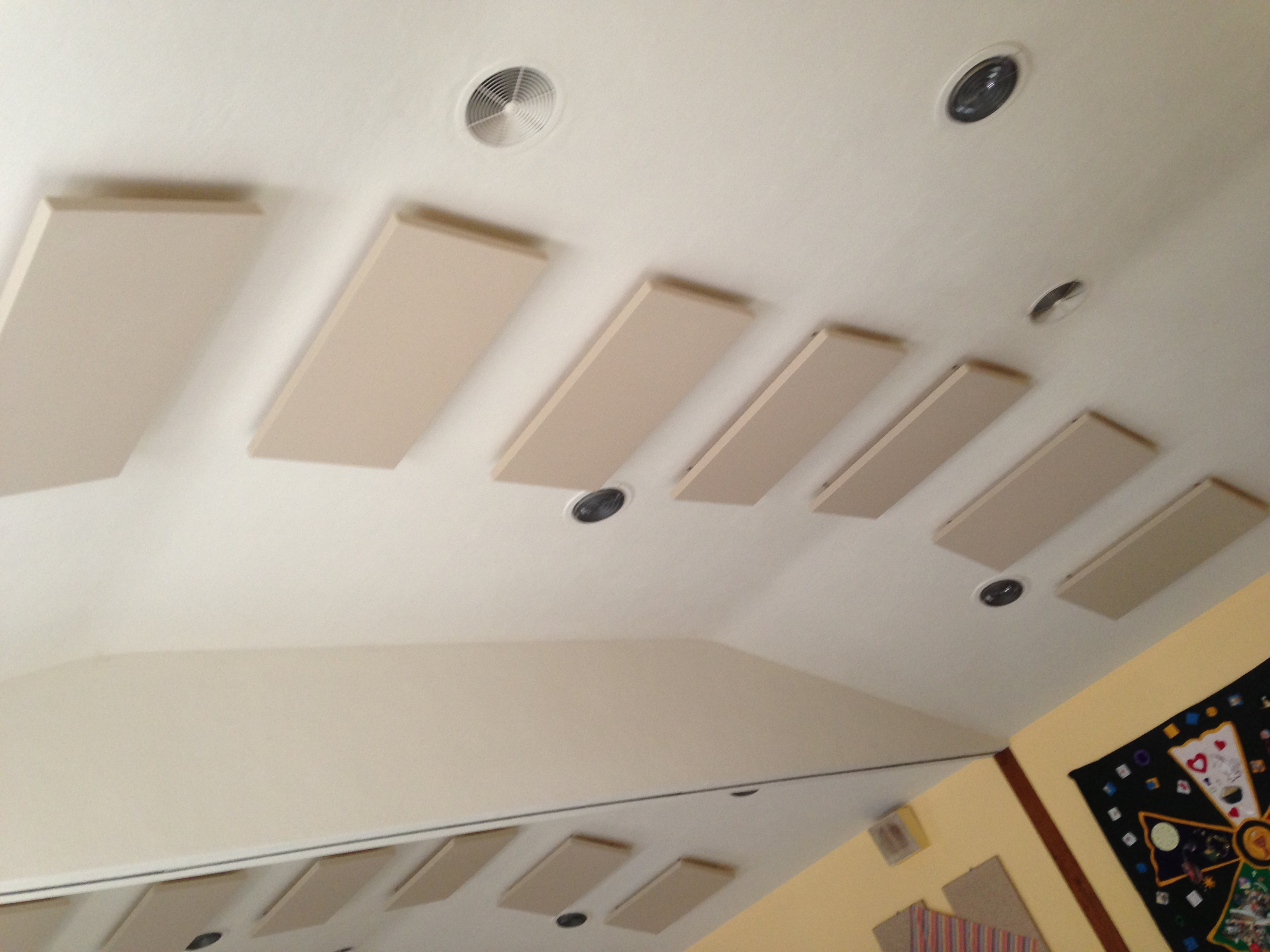 broadway ceiling panels