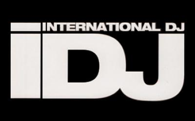 Internation DJ IDJ Logo
