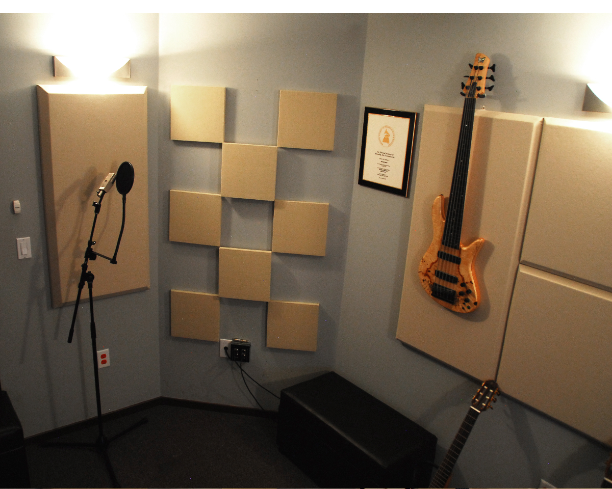 Nathan East studio scatter blocks and broadway panels