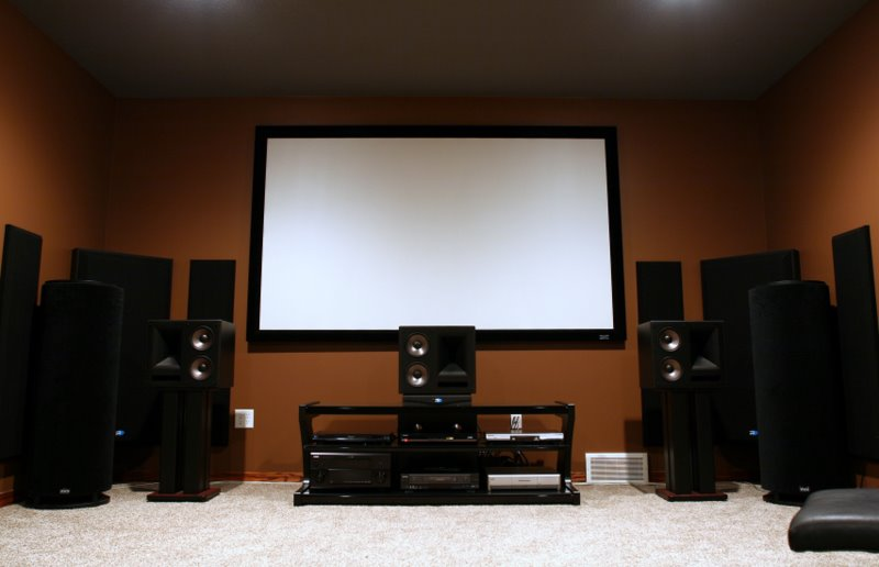 broadway panels in home theatre