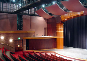 Theatre acoustic solutions