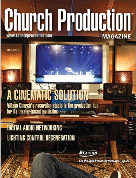Church production May 2018