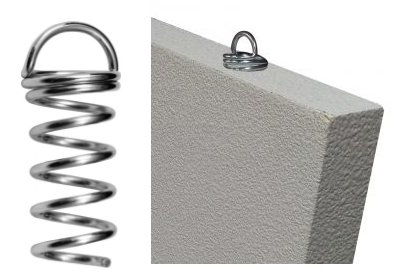 Acoustic Panel Corkscrew