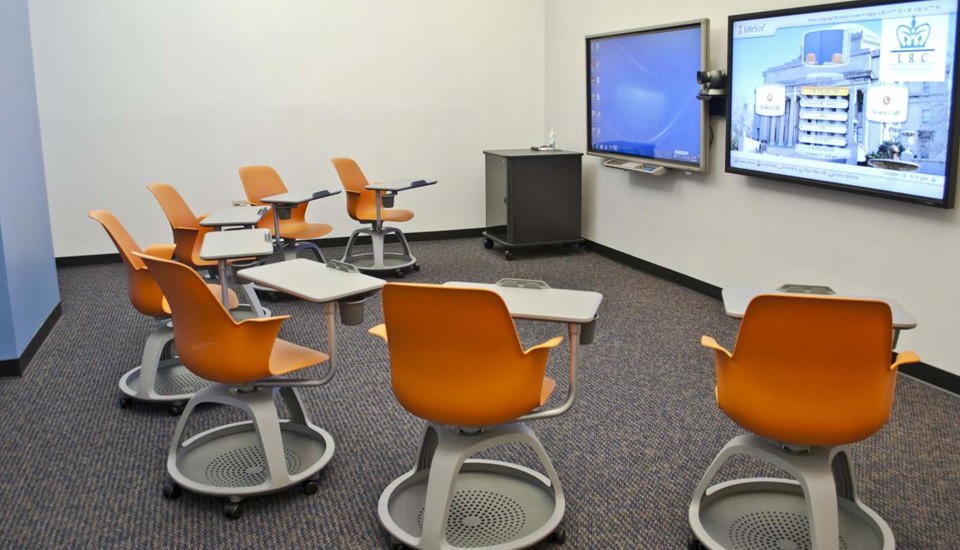 educational space acoustics