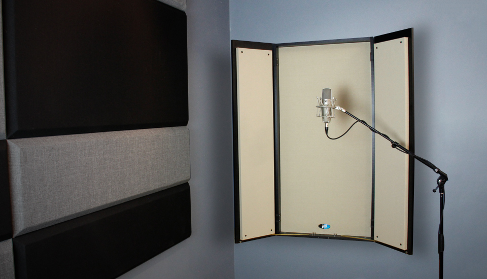 flexibooth for vocals