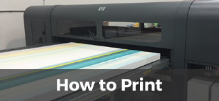 how to print acoustic panel