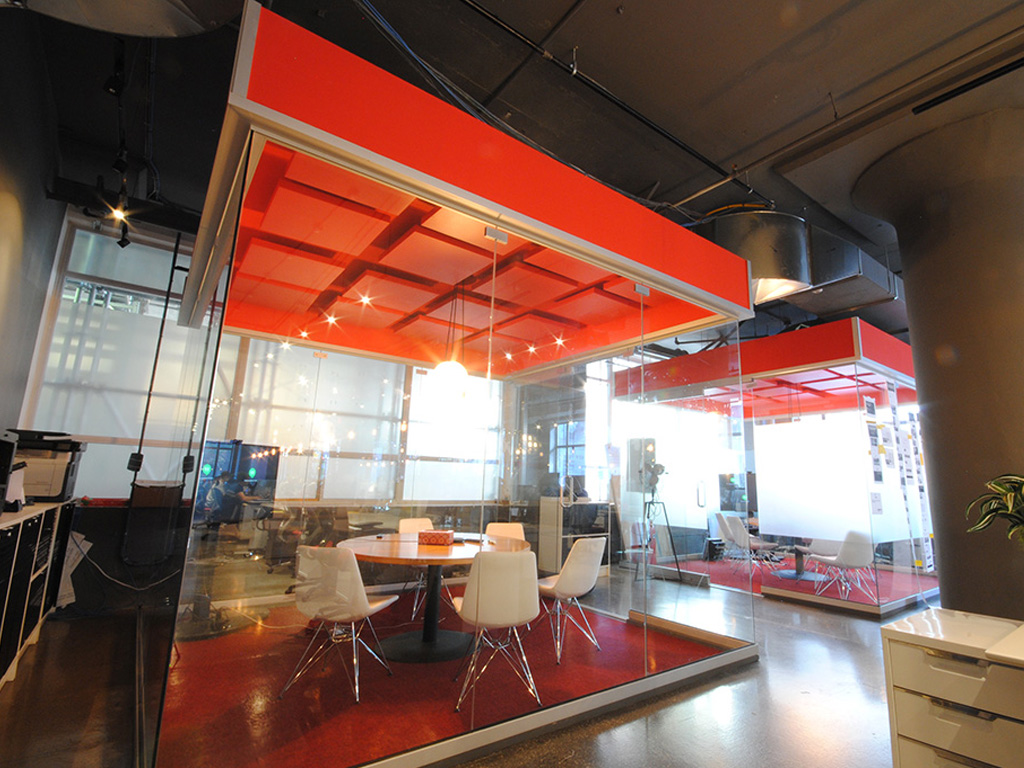 paintable ceiling tiles broadway in office