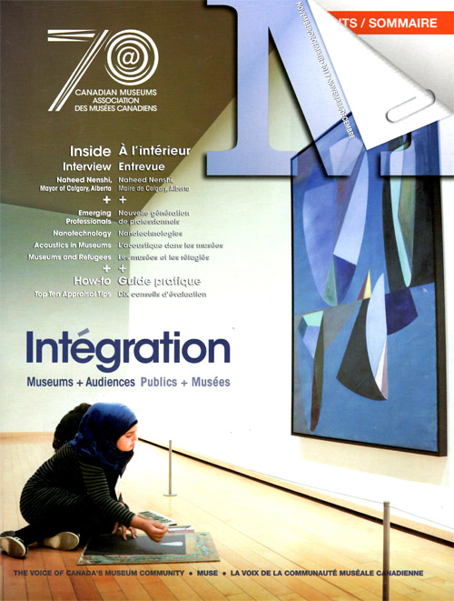 integration review magazine