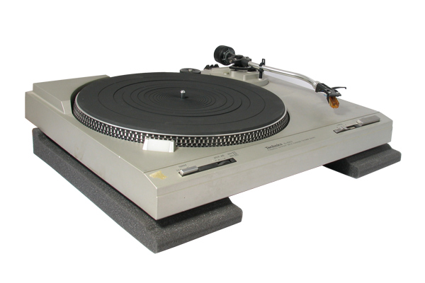 isopad turntable