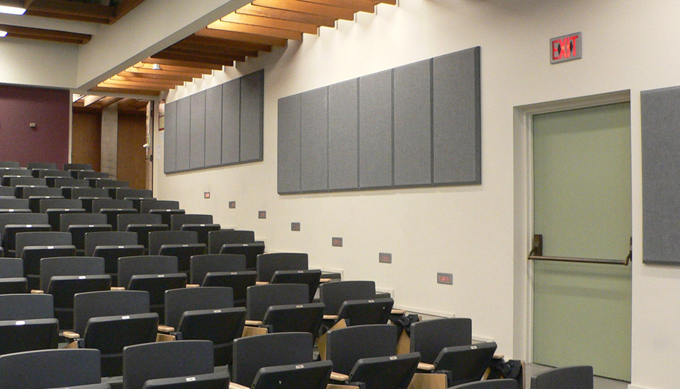 lecture hall broadway panels